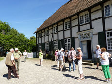 Sankt Crescentius on Tour in Detmold (Foto: Karl-Franz Thiede)